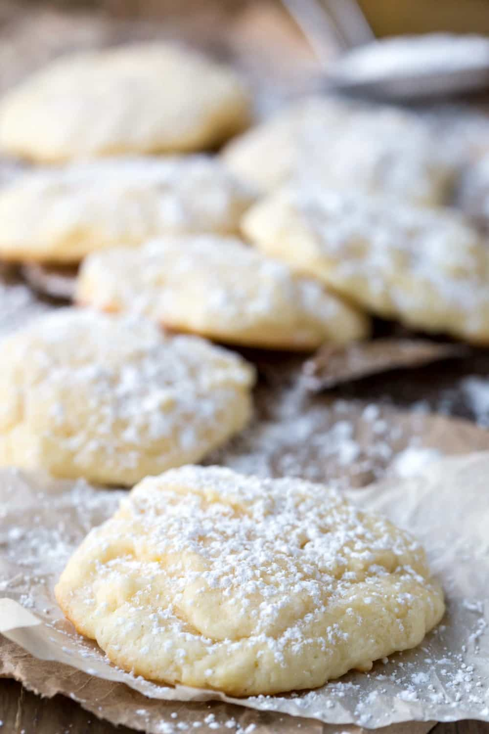 Tart and Tangy Lemon Cookie Recipe
