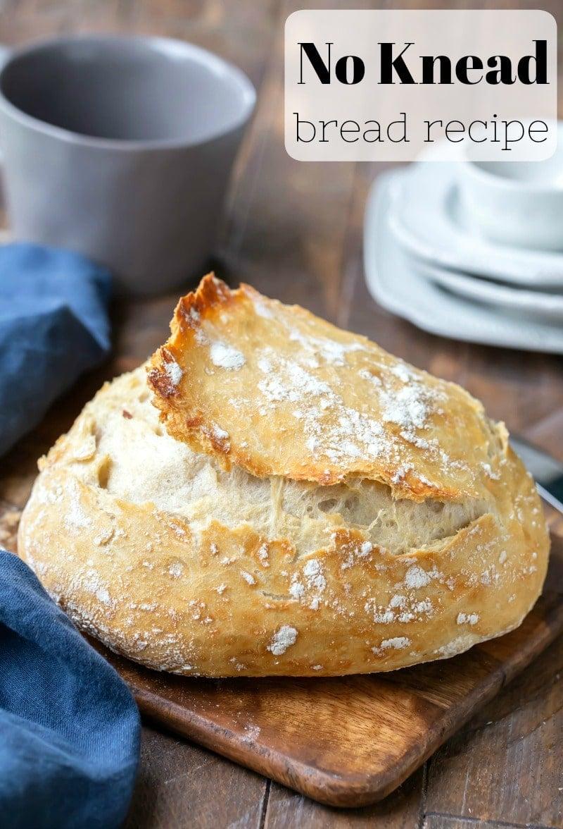 Easy no knead bread recipe  #yeast #bread #noknead #recipe