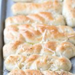 Quick and Easy Breadsticks