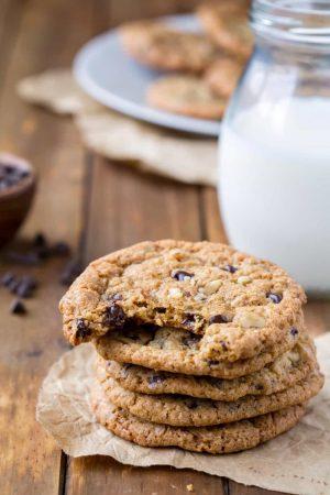 Whole Wheat Neiman Marcus $250 Chocolate Chip Cookie Recipe
