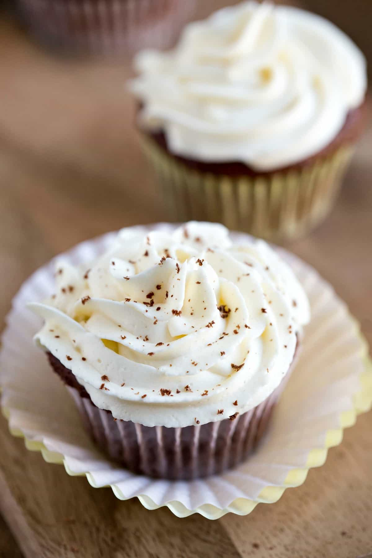 How to make simple vanilla frosting without butter