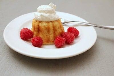 buttermilk cakes