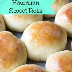 Hawaiian Sweet Rolls
