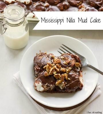 Mississippi Nilla Mud Cake