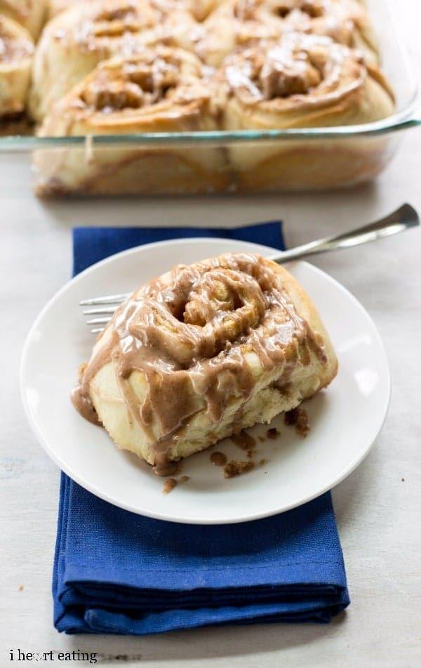 Potato Cinnamon Rolls | 10 Best thanksgiving leftover ideas