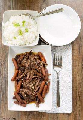 Slow Cooker Asian Pot Roast