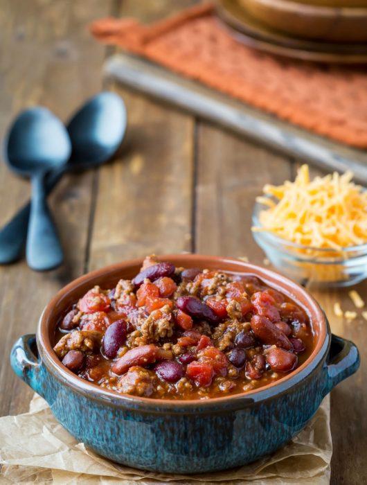 Barbecue Chili