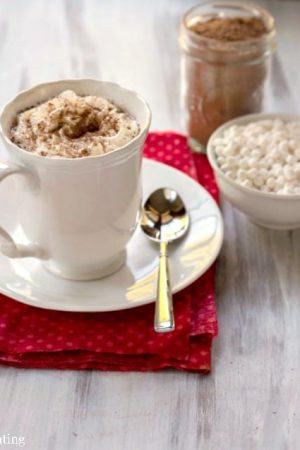 {Easiest} Homemade Hot Chocolate Mix