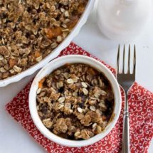 {Skinnier} Sweet Potato Casserole