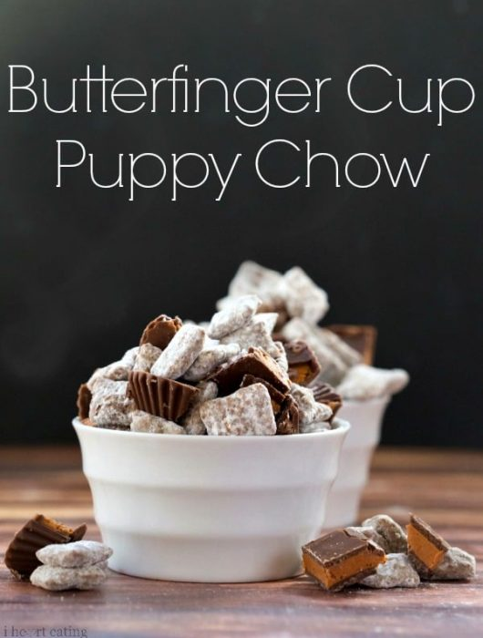 Butterfinger Cup Puppy Chow