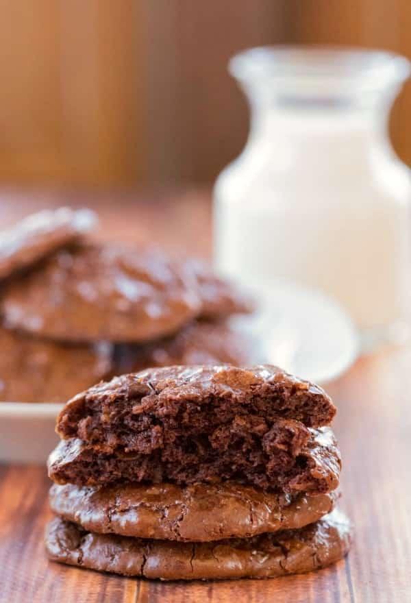 Flourless Almond Joy Cookies