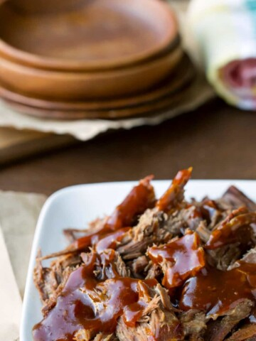 Slow Cooker Pineapple Chipotle Beef