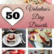 50 Valentine's Day Desserts