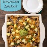 Hawaiian Nacho Recipe