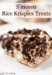 S'mOreo Rice Krispies Treats