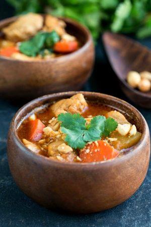 Chicken Massaman Curry