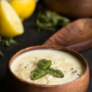 Avgolemono Greek Lemon Chicken Soup