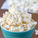 Birthday Cake Popcorn Recipe