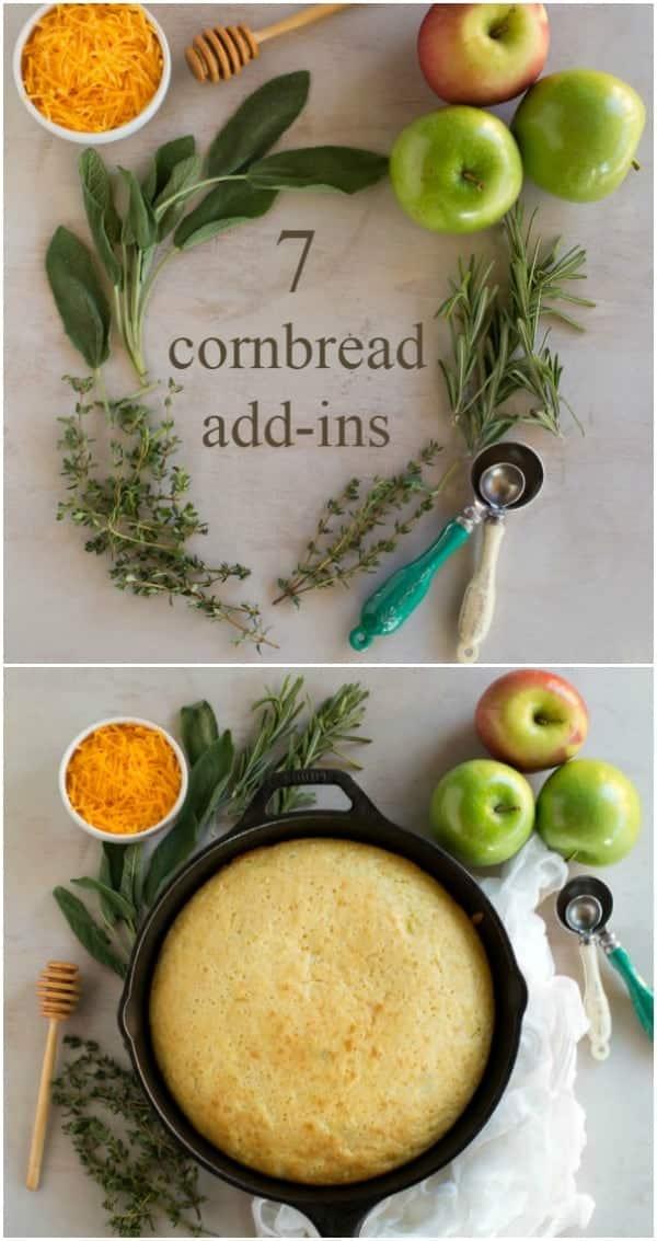 7 Cornbread Mix-Ins