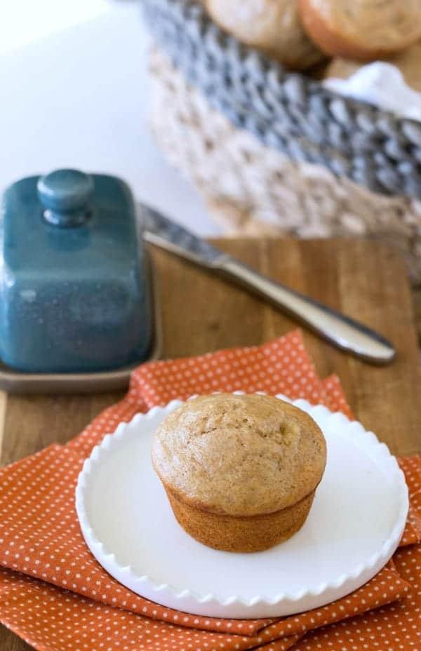Banana Muffin Recipe