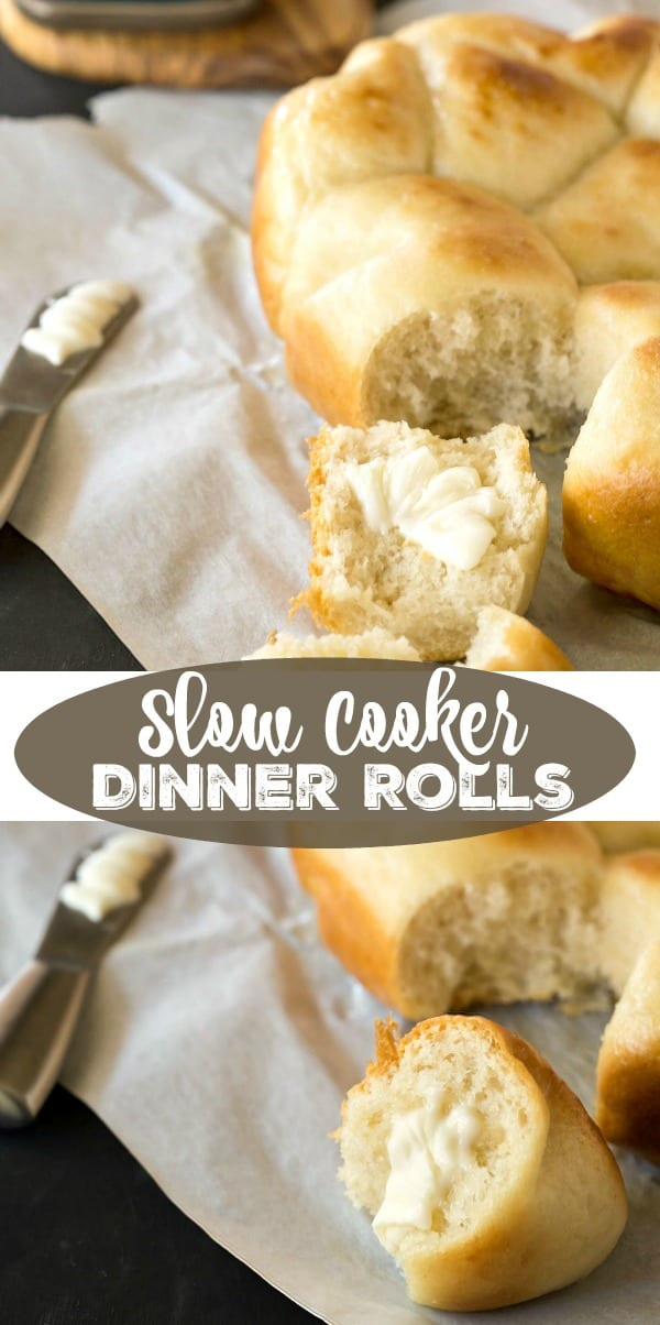 Slow Cooker Dinner Roll Recipe