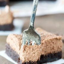 Chocolate Mousse Brownie Recipe