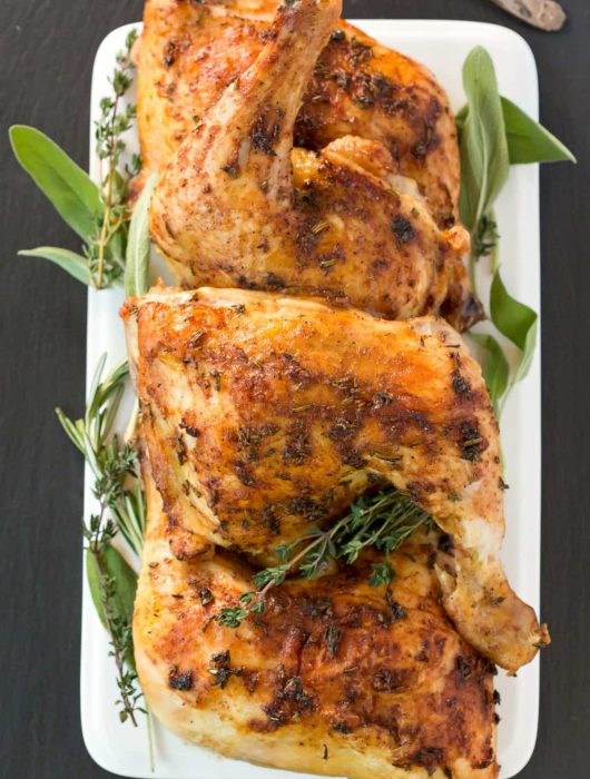 Herb Roasted Chicken Recipe