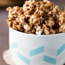 Cinnamon Bun Popcorn Recipe