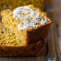 Buttermilk Pumpkin Spice Bread