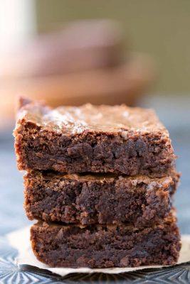 Better Than Box Mix Brownie Recipe