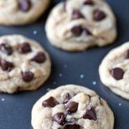 Easiest Chocolate Chip Cookies