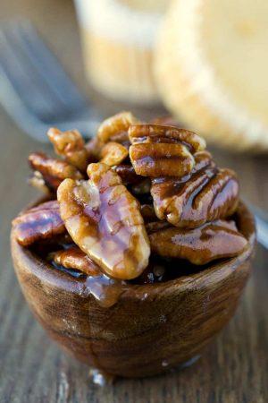 Sticky Nut Recipe
