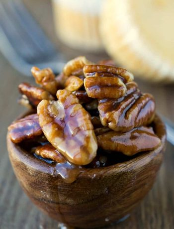 Sticky Nut Recipe