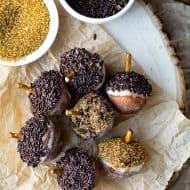 Acorn Donut Holes