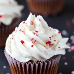 Whipped Peppermint Buttercream Frosting