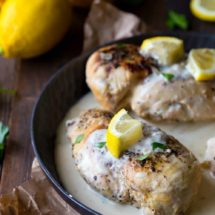 Creamy Crock Pot Chicken