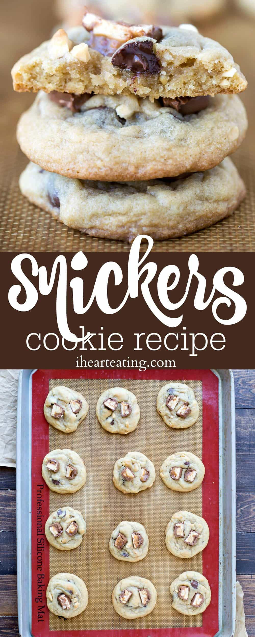 Snickers Cookie Recipe