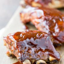 Kansas City Style Barbecue Sauce