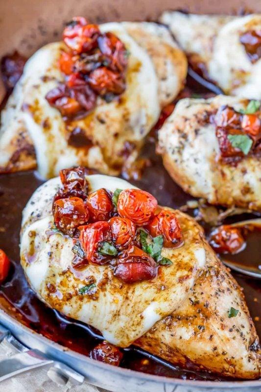 Caprese Chicken Recipe