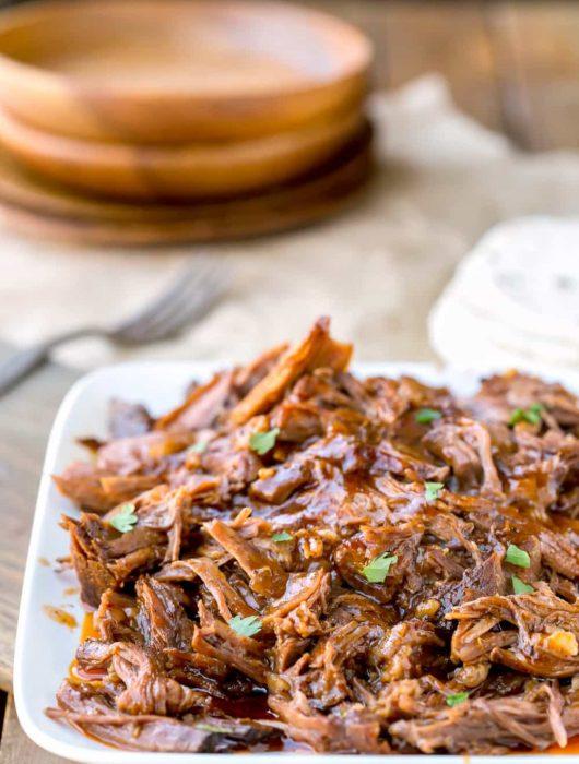 Slow Cooker Beef Barbacoa