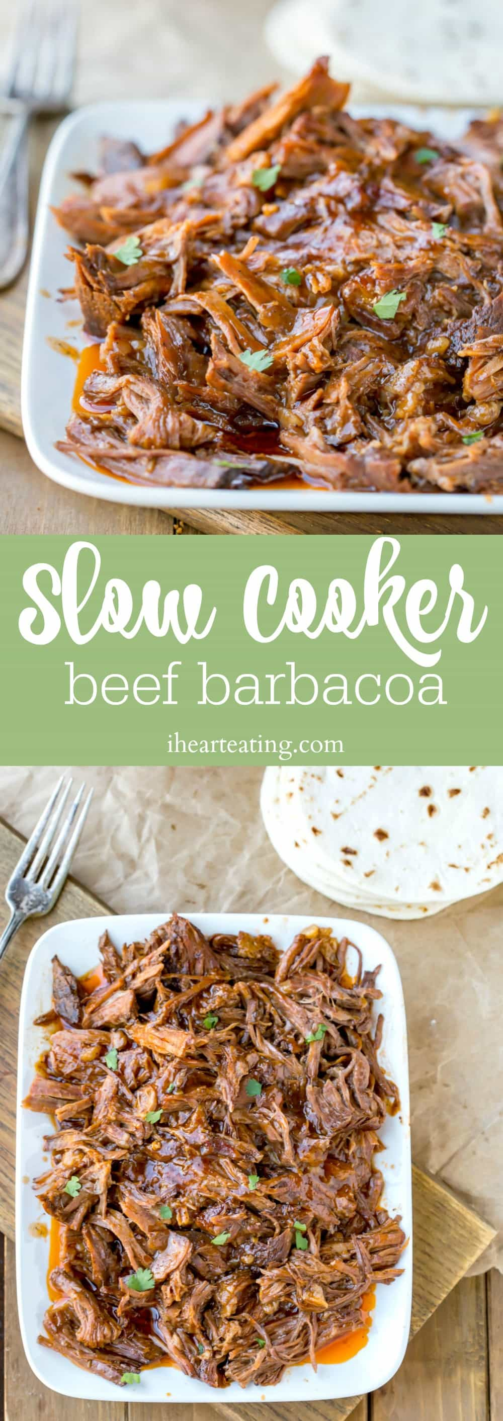 Slow Cooker Beef Pot Roast: Slow Cooker Barbacoa Beef Recipe