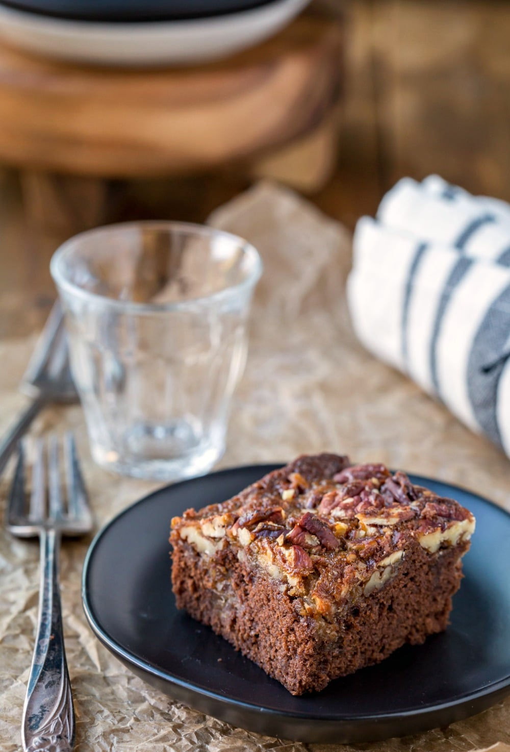 Pecan Pie Brownie Recipe
