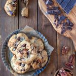 Pecan Chocolate Chunk Cookies